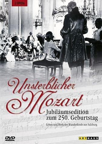 DVD »Unsterblicher Mozart - Jubiläumsedition zum...«