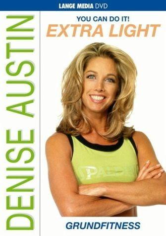 DVD »Denise Austin - Extra Light: Grundfitness«
