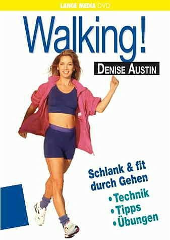 DVD »Denise Austin - Walking!«