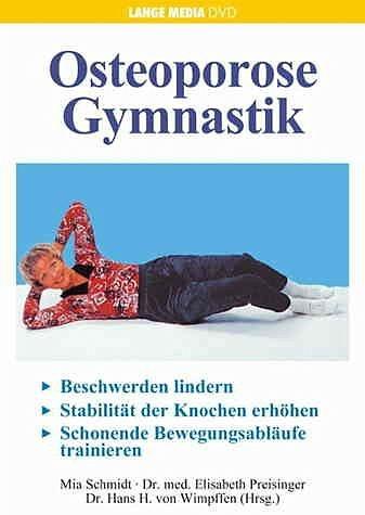 DVD »Osteoporose -Gymnastik«
