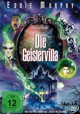 DVD »Die Geistervilla«