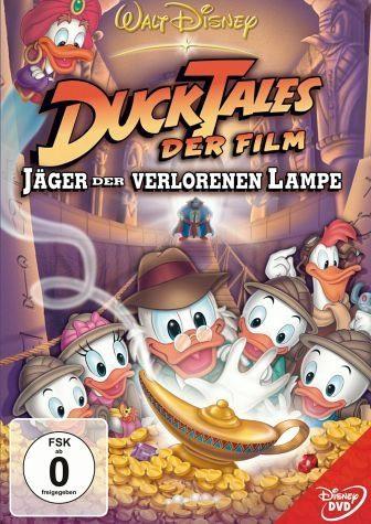 DVD »Ducktales: Der Film - Jäger der verlorenen Lampe«