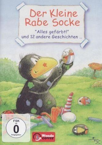 DVD »Der kleine Rabe Socke - Alles gefärbt«