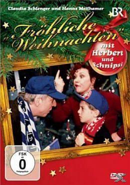 DVD »Fröhliche Weihnachten mit Herbert & Schnipsi«