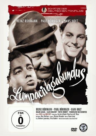 DVD »Lumpacivagabundus«
