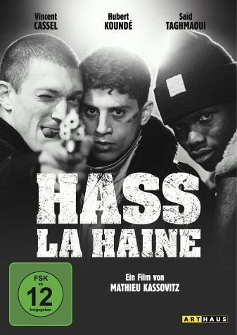 DVD »Hass - La Haine«