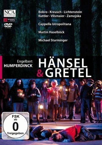 DVD »Humperdinck, Engelbert - Hänsel und Gretel«