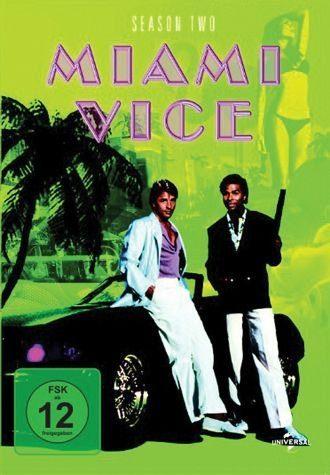DVD »Miami Vice - Season 2 (6 DVDs)«