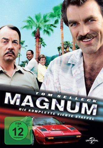 DVD »Magnum - Season 4«