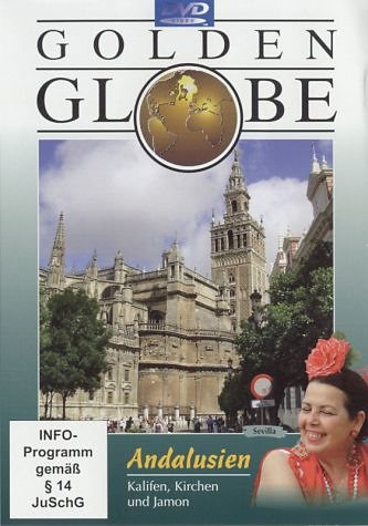 DVD »Golden Globe - Andalusien«