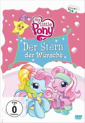 DVD »My Little Pony - Der Stern der Wünsche«