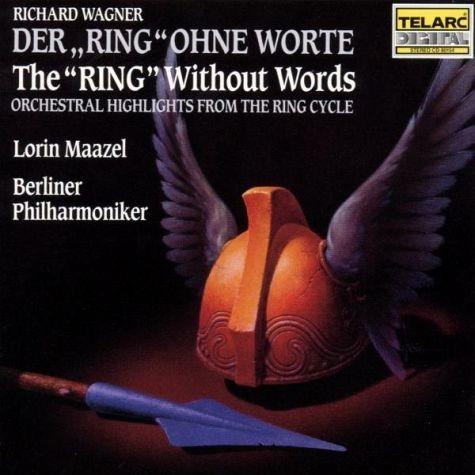 Audio CD »Richard Wagner: Der Ring Ohne Worte«