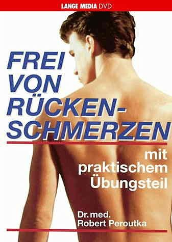 DVD »Frei von Rückenschmerzen«