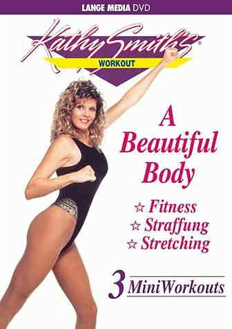DVD »Kathy Smith's Workout Videos - A Beautiful...«
