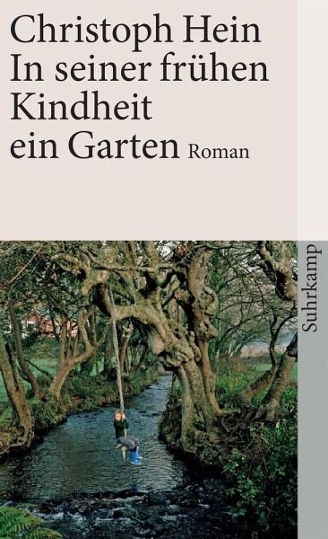 Broschiertes Buch »In seiner frühen Kindheit ein Garten«