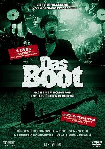 DVD »Das Boot - Die Fernsehserie (2 DVDs)«