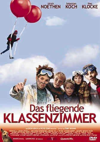 DVD »Das fliegende Klassenzimmer«