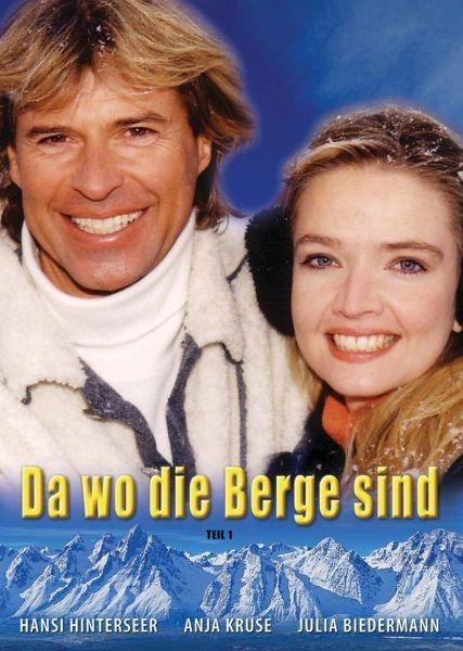 DVD »Da wo die Berge sind«