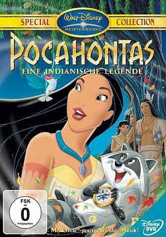 DVD »Pocahontas (Special Collection)«
