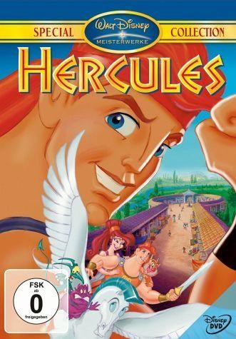 DVD »Hercules«