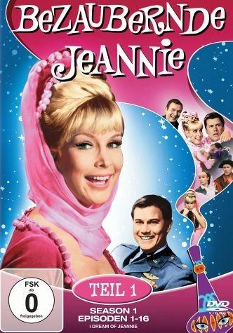 DVD »Bezaubernde Jeannie - Season 1, Vol.1 (2 Discs)«