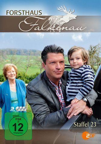 DVD »Forsthaus Falkenau - Staffel 23 (3 Discs)«