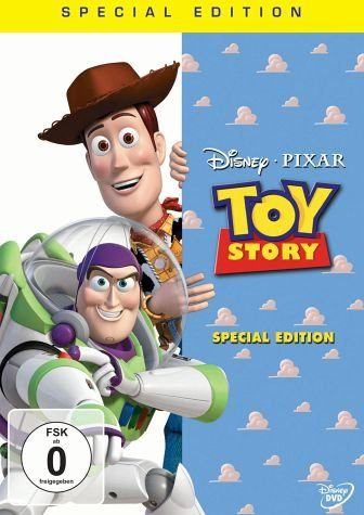 DVD »Toy Story (Special Edition)«