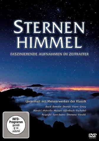 DVD »Sternenhimmel - Faszinierende Aufnahmen im...«