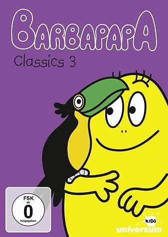 DVD »Barbapapa Classics 3«