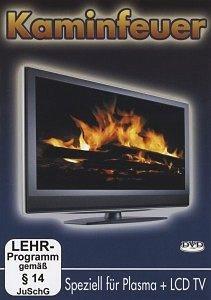 DVD »Kaminfeuer - Plasma & LCD TV Qualität«