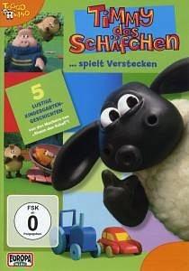 DVD »Timmy das Schäfchen - Timmy spielt Verstecken«