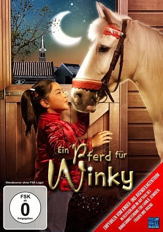 DVD »Ein Pferd für Winky«