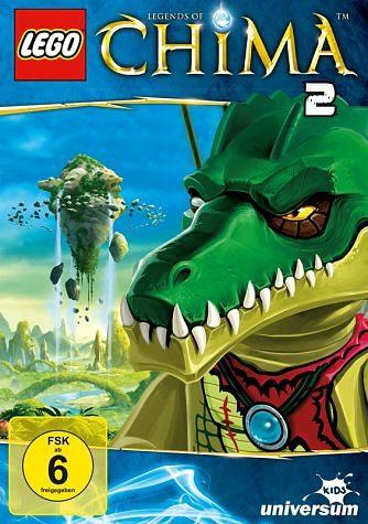 DVD »Lego: Legends of Chima - DVD 2«