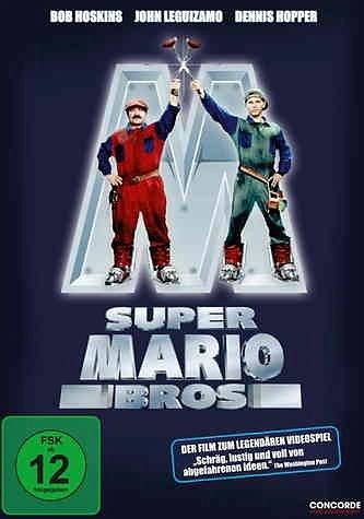DVD »Super Mario Bros.«