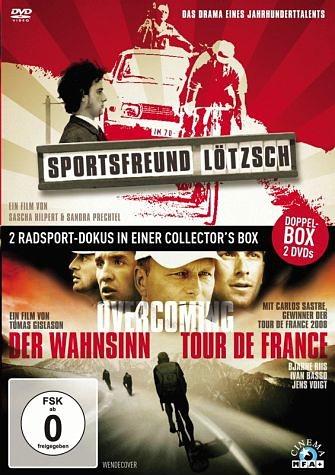 DVD »Sportsfreund Lötzsch / Overcoming - Der...«