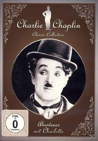 DVD »Charlie Chaplin Classic Collection Volume 1:...«