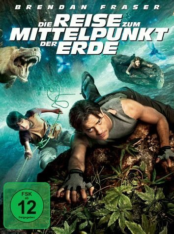 DVD »Die Reise zum Mittelpunkt der Erde (Einzel-DVD)«