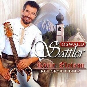 Audio CD »Oswald Sattler: Kyrie Eleison - Religiöse Lieder«
