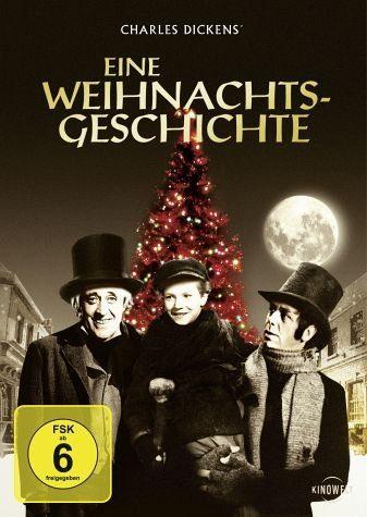 DVD »Charles Dickens - Eine Weihnachtsgeschichte«