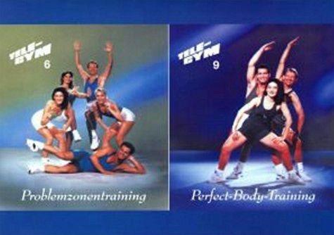 DVD »Tele-Gym 06+09 - Problemzonen- &...«