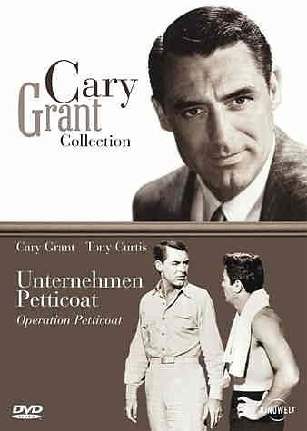 DVD »Unternehmen Petticoat«