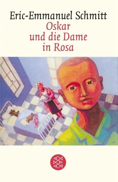 Gebundenes Buch »Oskar und die Dame in Rosa«
