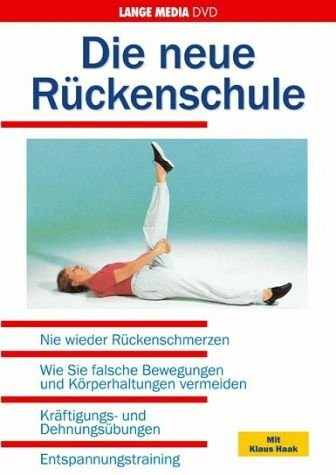 DVD »Die neue Rückenschule«