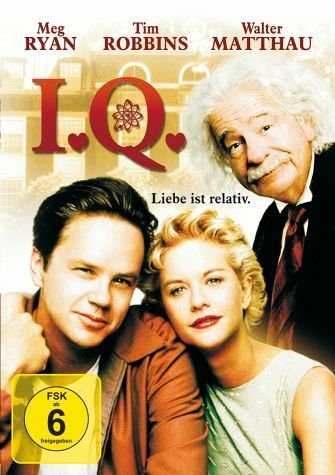 DVD »I.Q. - Liebe ist relativ«