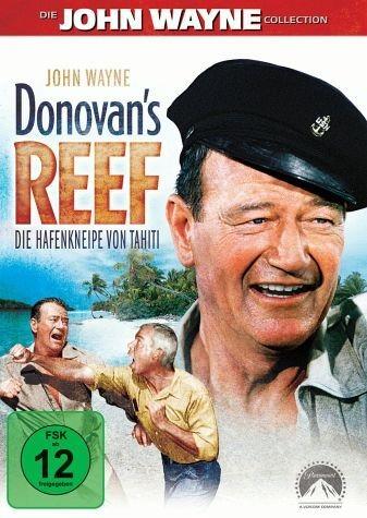 DVD »Donovan's Reef - Die Hafenkneipe von Tahiti«