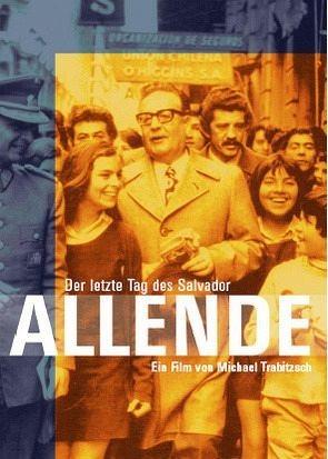 DVD »Allende - Der letzte Tag des Salvador Allende«