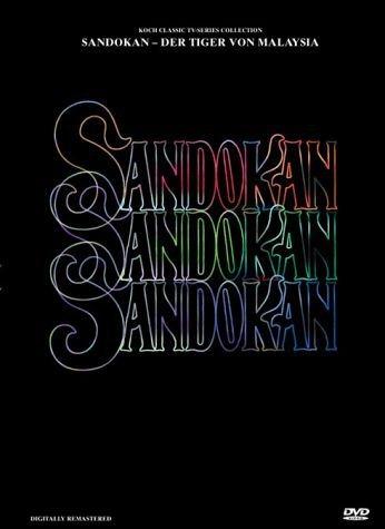 DVD »Sandokan - Der Tiger von Malaysia (3 DVDs)«