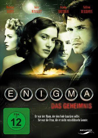 DVD »Enigma - Das Geheimnis«
