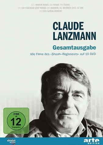 DVD »Claude Lanzmann - Gesamtausgabe (10 Discs)«