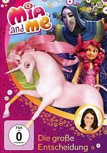 DVD »Mia and Me - Die große Entscheidung«